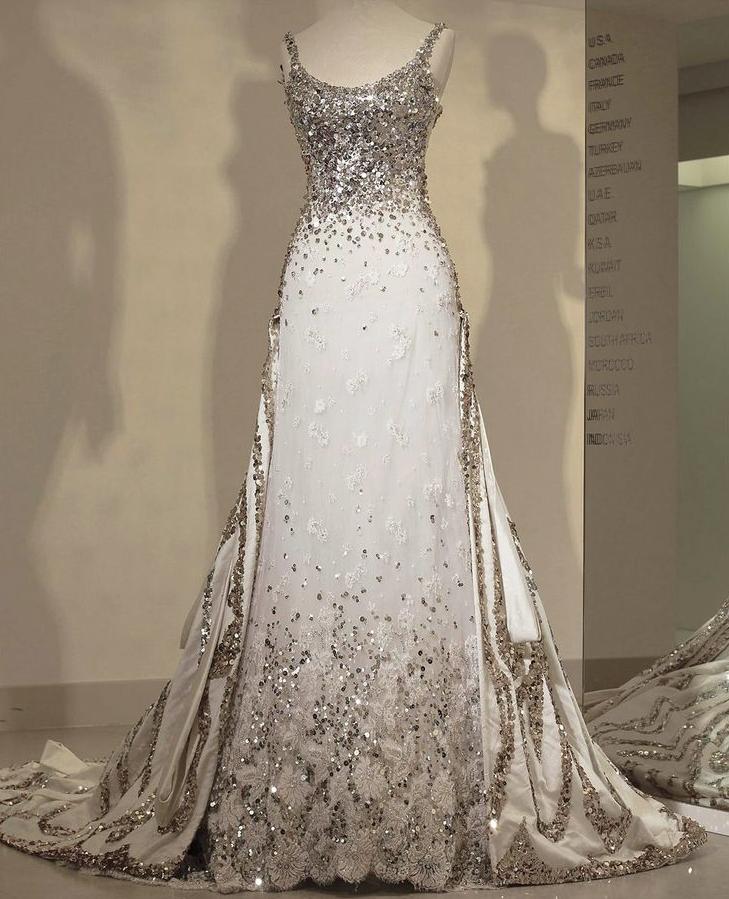 Abed Mahfouz Wedding Dresses 2014 Collection Modwedding