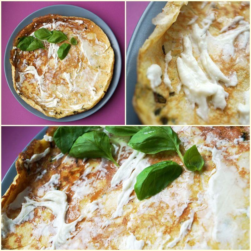 I like pancakes so much! Healthy Herbs + pancake = <3