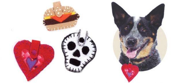 D I Y Craft Tag Silencers Tag Silencer Diy Dog Stuff Dogs