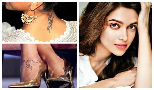 Bollywood Celebrities And Their Fashionable Tattoos Bookmyshow Bollywood Celebrities Tattoos Fashion