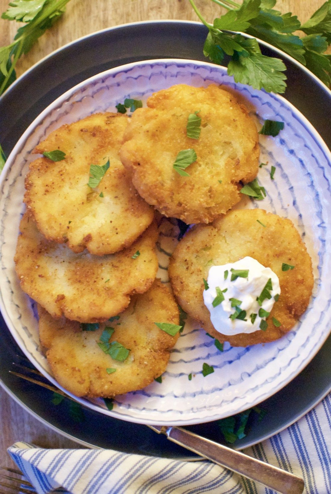 Gluten-free mashed potato pancakes #potatopancakesfrommashedpotatoes gluten-free potato pancakes #potatopancakesfrommashedpotatoes