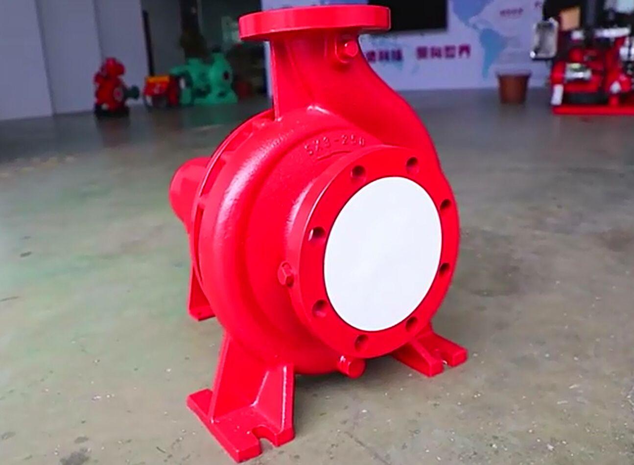 fire pump set