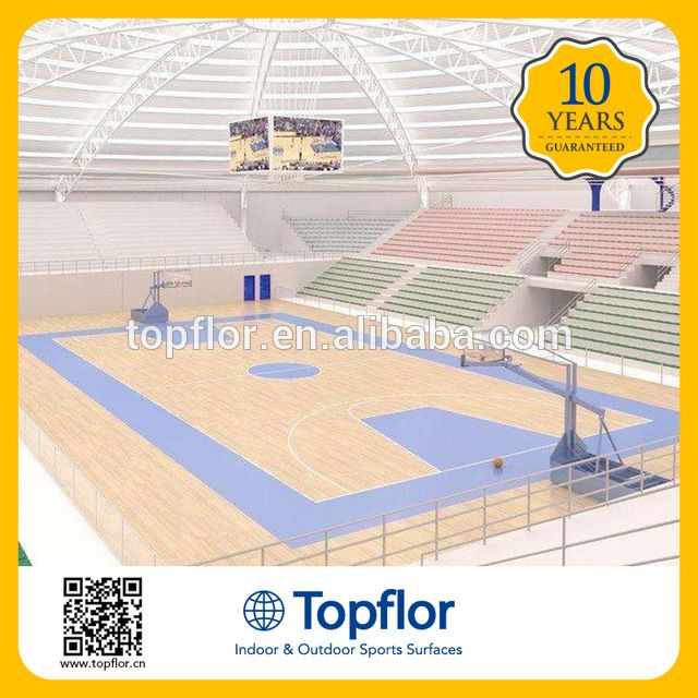 Source Topflor Indoor Used Vinyl Basketball Court Floor For Sale On - Used basketball court flooring for sale