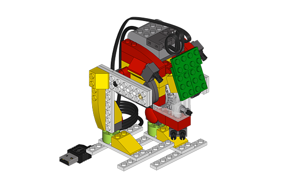 StarCAMP WeDo is a unique lesson plan that takes us into outer space ...