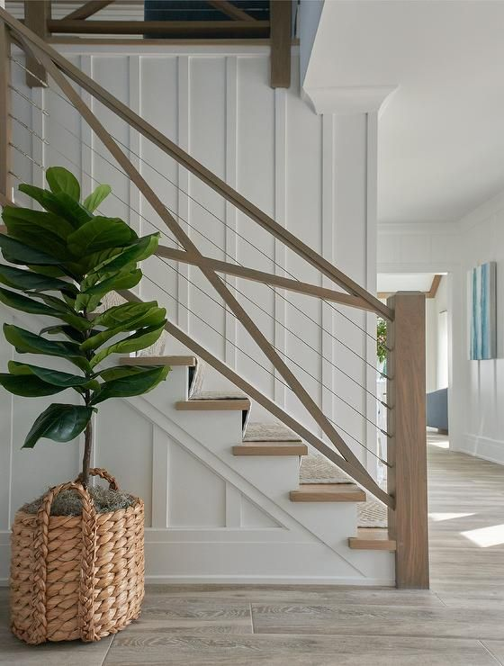 Add Chic Style with Cable Railing - Design Chic %