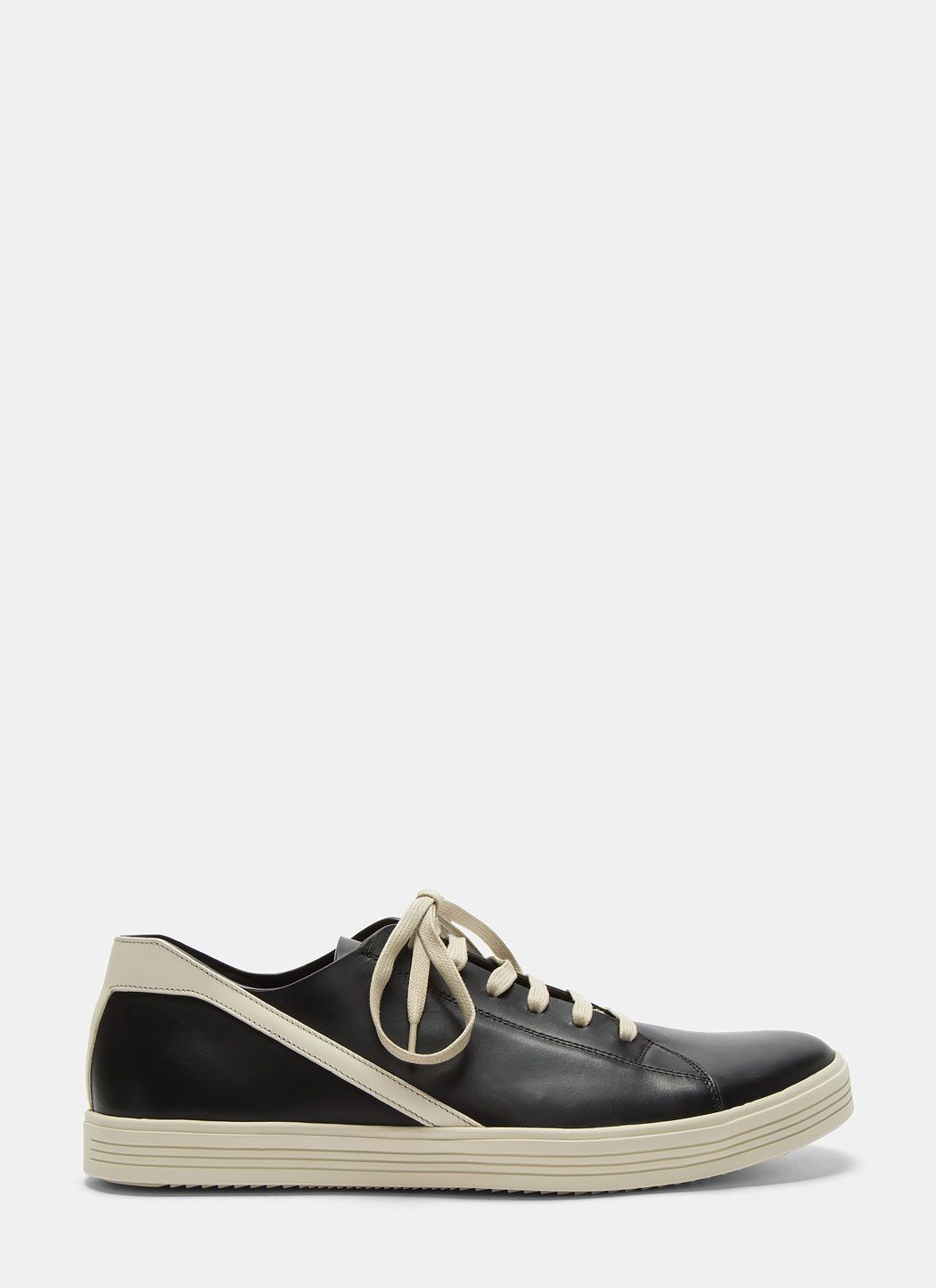 Leather GEOTHRASHER SNEAKS Shoes Spring/summer Rick Owens 2EIck