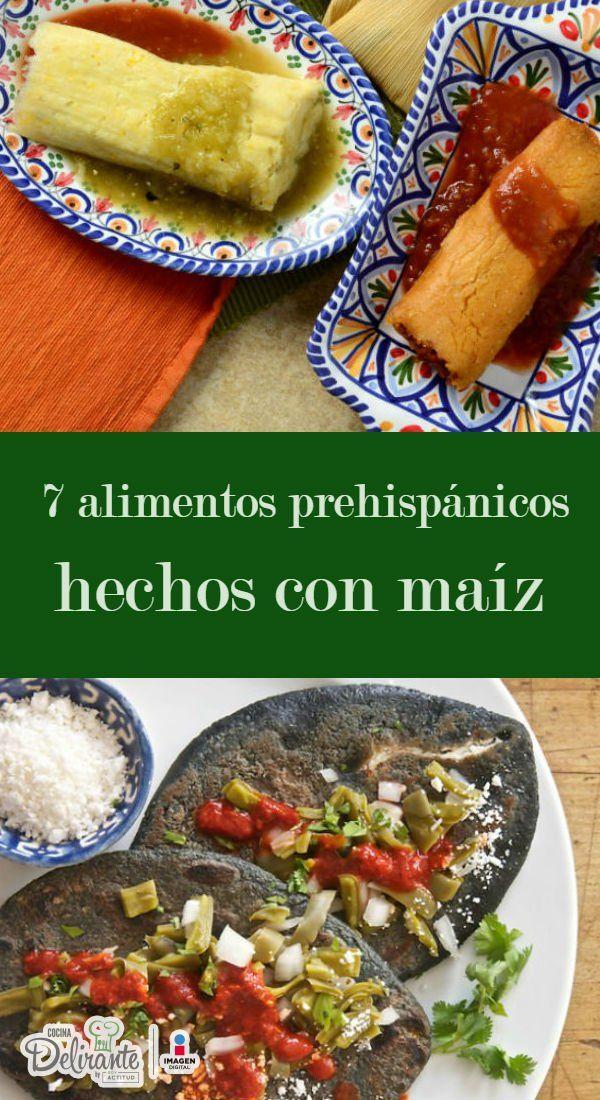 Pin En Comidas Típicas Mexicanas