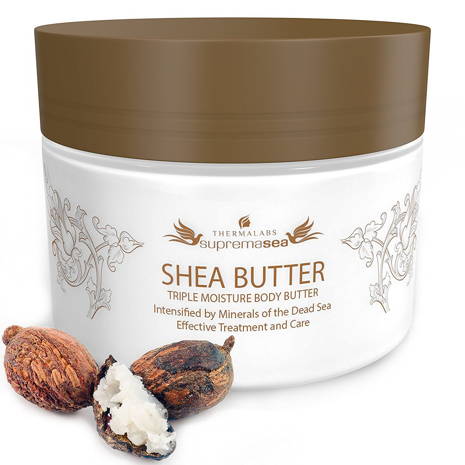 Organic Shea Body Butter No More Stretch Marks And Dry Skin