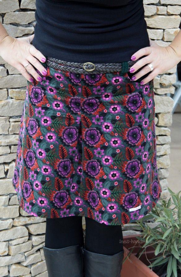 MY AMY, my new favorite skirt #pattern @Andrea Mueller Jolijou ...