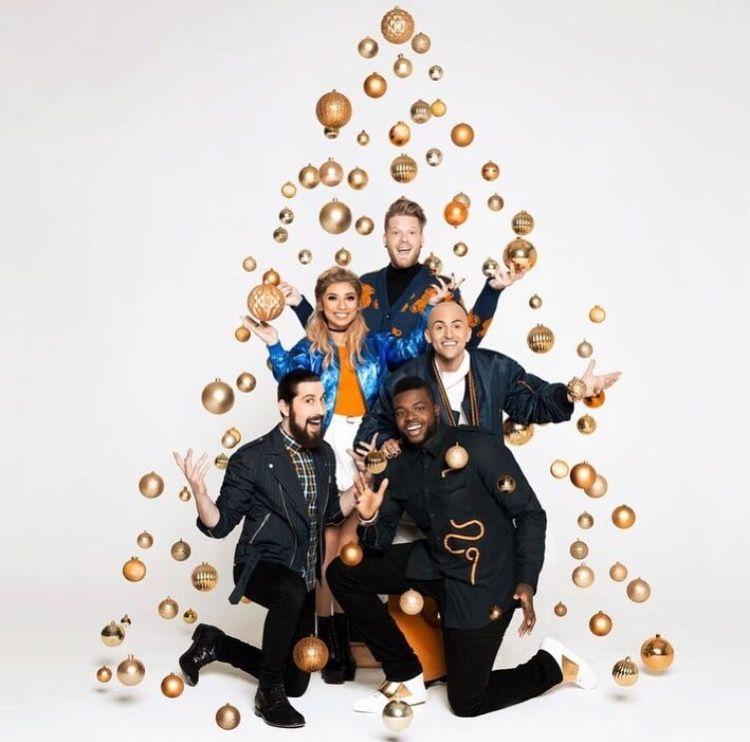 Omg Cute A Pentatonix Christmas Pentatonix Pentatonix Christmas Album Christmas Albums