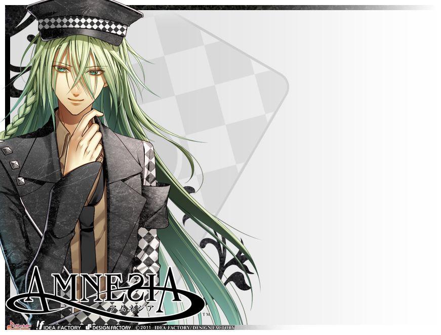 Ukyo (Joker) | AMNESIA #game #otomegame