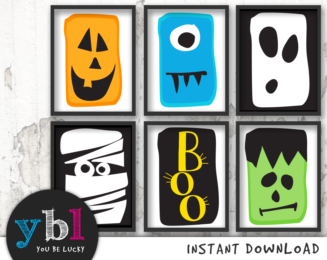 Boo Look What A Great Gift For 2017 Looks Adorable In Any Nursery Childcare Or Daycare Including Pumpkin Art Monster Ghost Mummy And