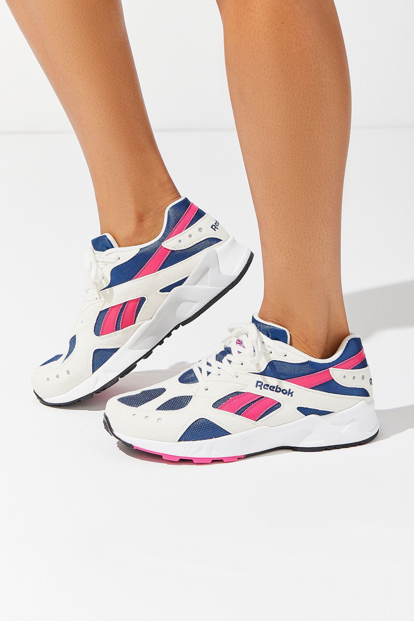 Slide View  6  Reebok Aztrek Sneaker 8d9ec904e1e