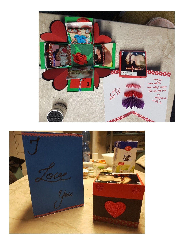 Geschenk zum 9. Jahrestag für meinen Schatz | Geschenke