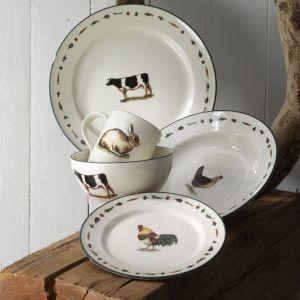 Farm Animal Dinnerware Sets & Farm Animal Dinnerware Sets | http://metroless.info | Pinterest ...