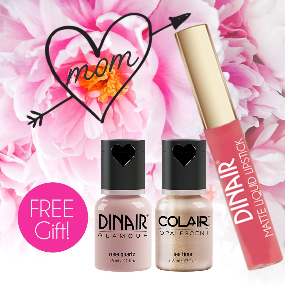 DINAIR MOTHER'S DAY SPECIAL FREE GIFT when you purchase a
