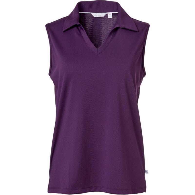 bd1cd837fc5 Lady Hagen Women s Essential Sleeveless Golf Polo