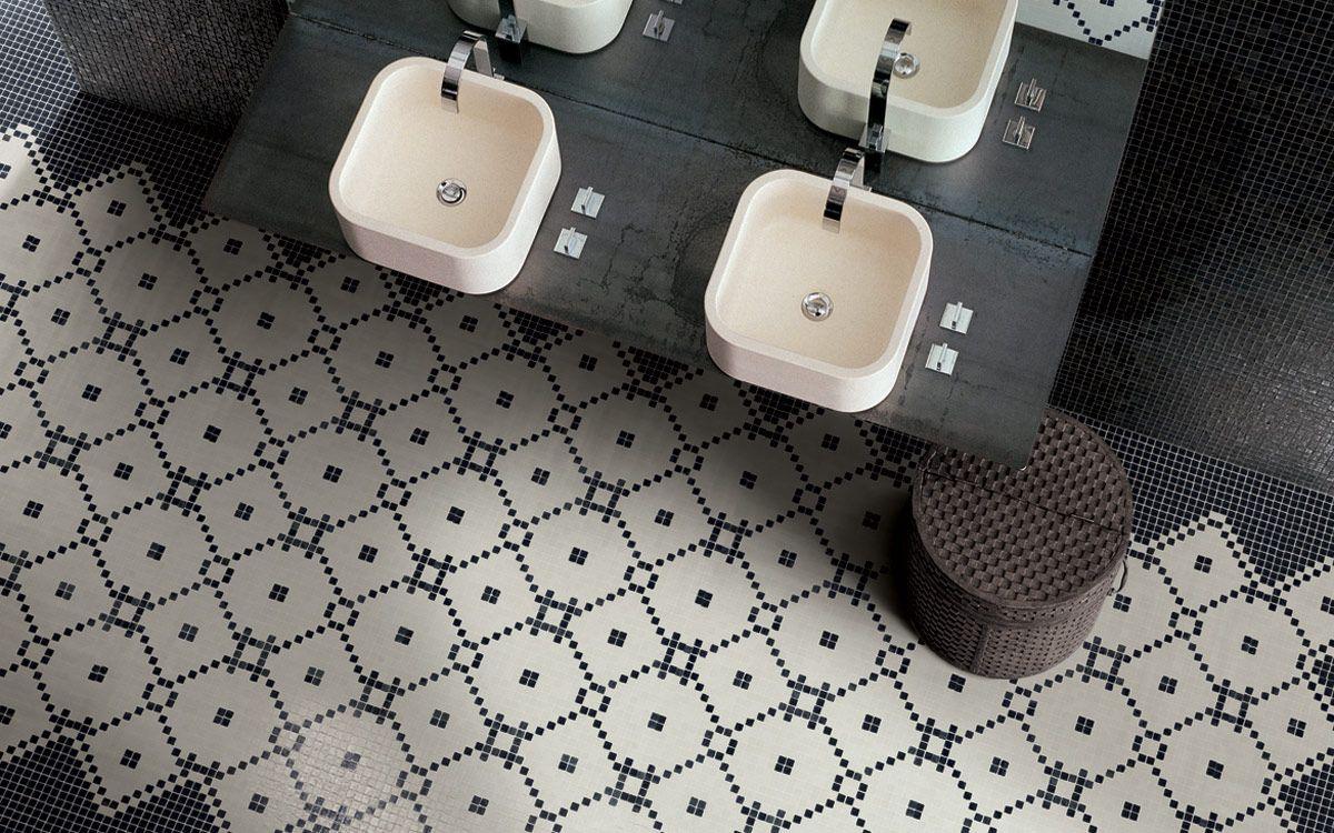 Inspiration til fliser i køkken og bad - Flisegalleriet Hesseldahl ...