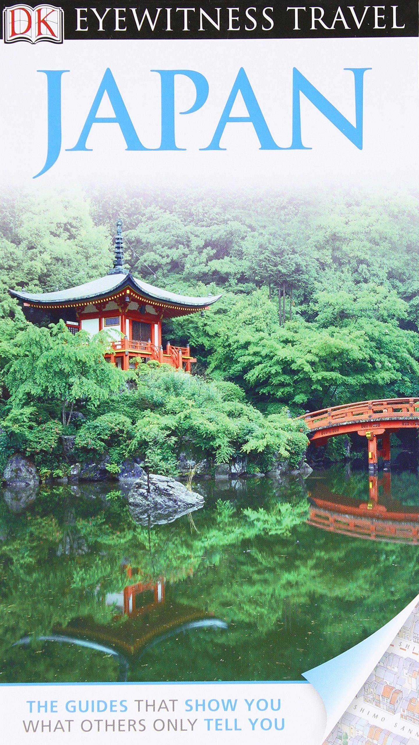 eyewitness travel guides japan