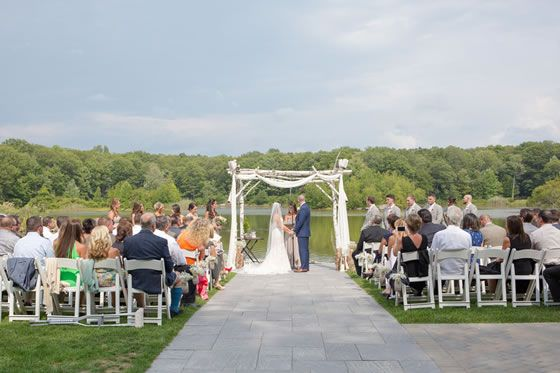 Spring Wedding | Rock island lake club, Nj weddings ...