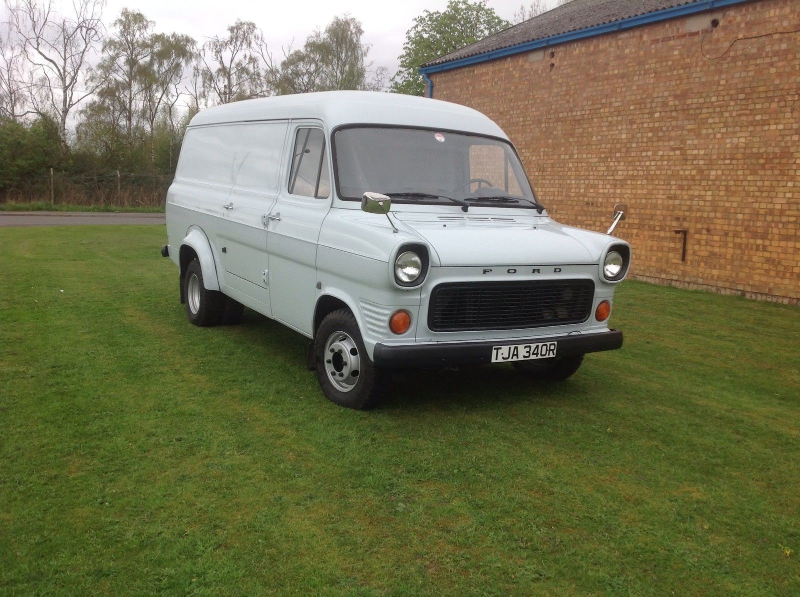 Details About Mk1 Ford Transit Van Ford Transit Ford Classic Fords For Sale