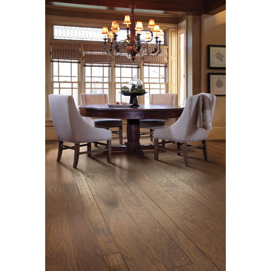 Shop Shaw Prefinished Hickory Engineered Hardwood Flooring
