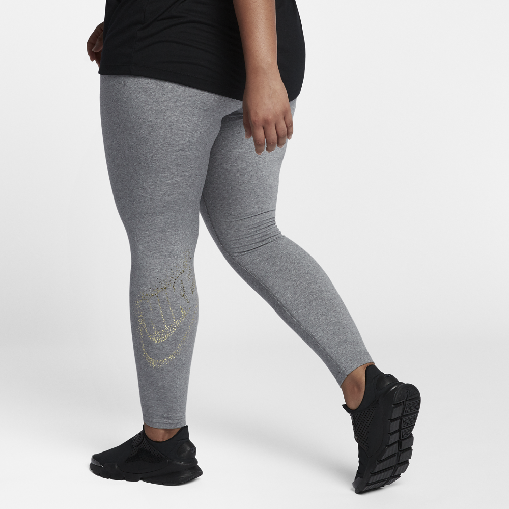 b5d0962e0fb Nike Sportswear (Plus Size) Women s Metallic Leggings Size ...