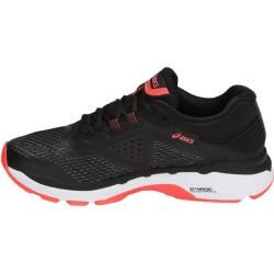 Photo of Asics joggesko GT-2000 6, størrelse 40 ½ i sort / korall, størrelse 40 ½ i svart / korall Asics