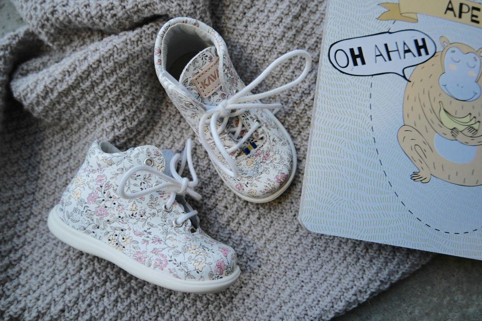 første sko