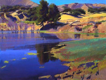Beaver Pond - Marcia Burtt