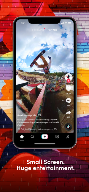 Tiktok Make Your Day On The App Store In 2020 Make It Yourself Beautiful Nature Wallpaper Day