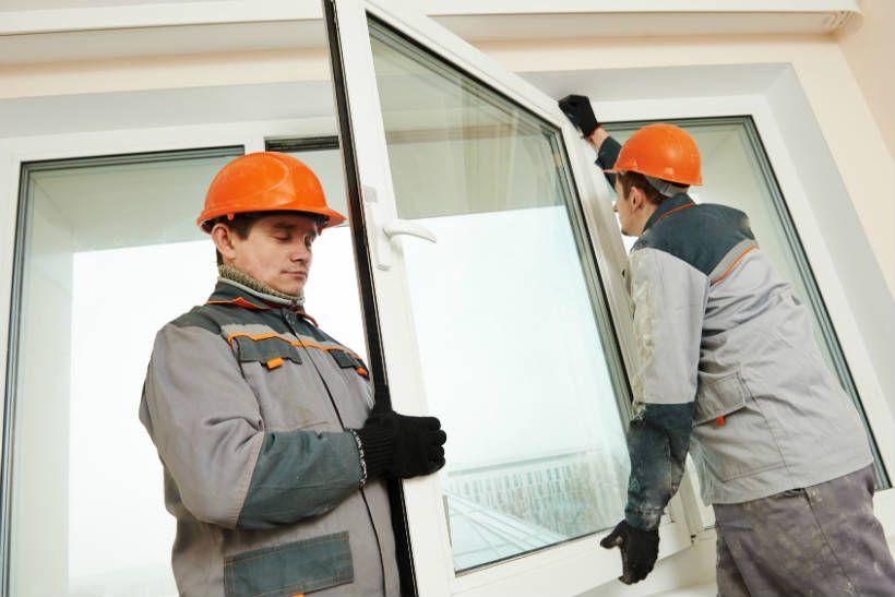 Prix et de devis pour la pose de fenêtre    www - peinture sur pvc fenetre
