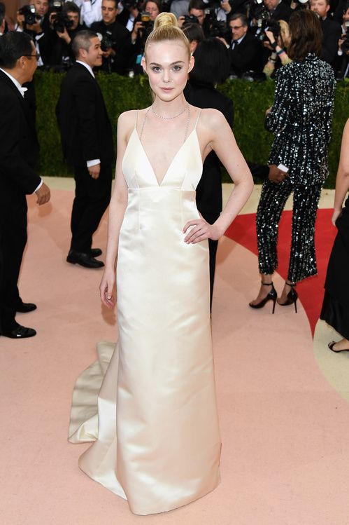 5a0dd8dde0c25 Inspiration mariage: les robes blanches du Met Ball 2016 | couture