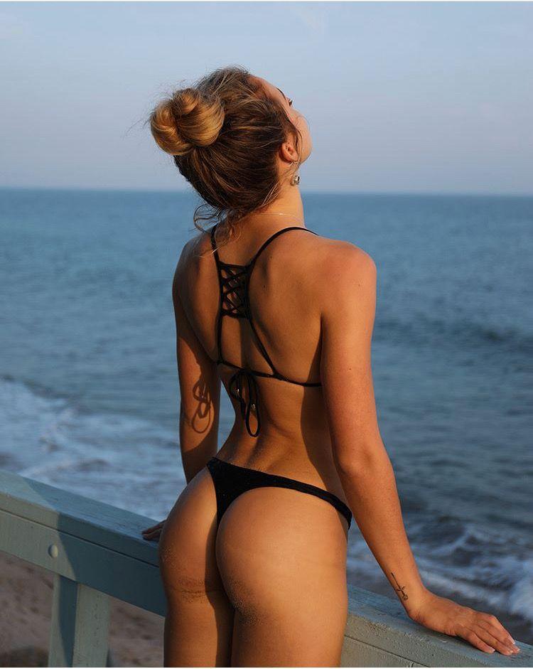 size 40 063d8 b657f Swimsuits, Bikinis, Swimwear, Bikini Babes, Thong Bikini, Costume, Charly  Jordan