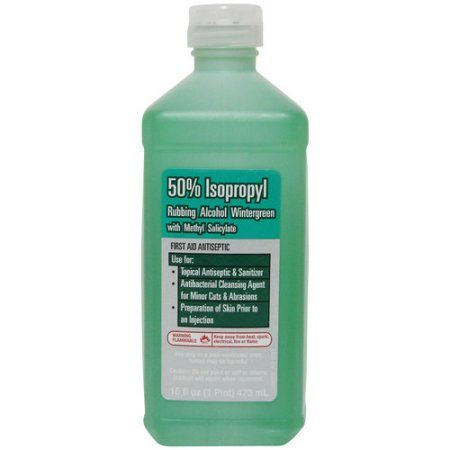 PL Developments 50% Isopropyl Wintergreen Rubbing Alcohol