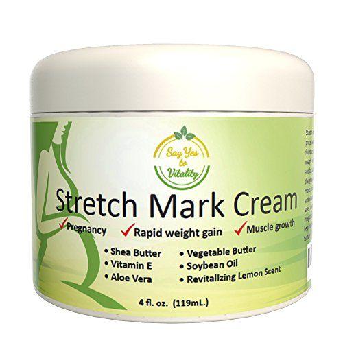 Best Moisturizing Stretch Mark Cream For Men Women For Removal