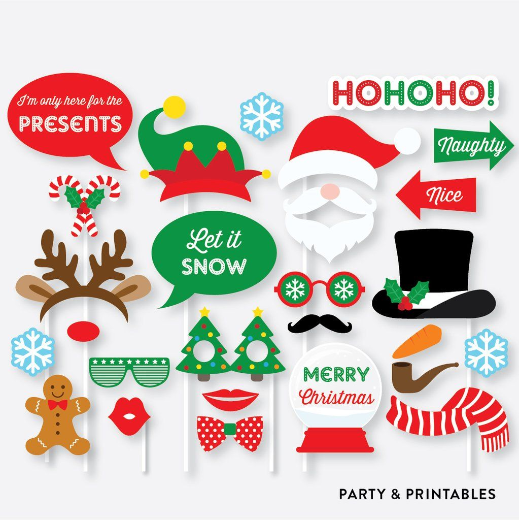 Pin By Party And Printables On Christmas Party Ideas Pinterest