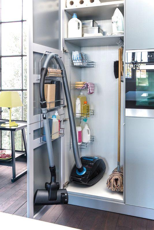 wildhagen handige opbergruimtes met inbouwapparatuur designkeuken. Black Bedroom Furniture Sets. Home Design Ideas