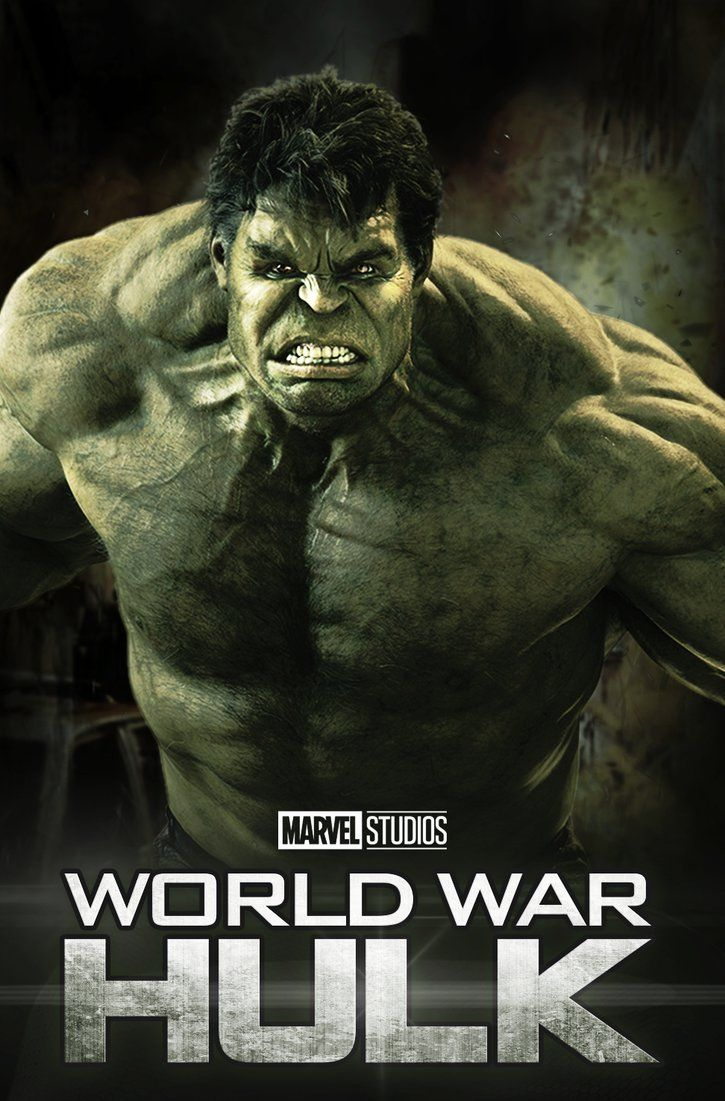 #HULK #Fan #Art. (World War Hulk - mock movie poster) By: BryanUnderwood. ÅWESOMENESS!!!™ ÅÅÅ+    http://pre08.deviantart.net/74ab/th/pre/f/2017/058/d/5/wwh_out_by_bryanunderwood-db0nkaz.jpg