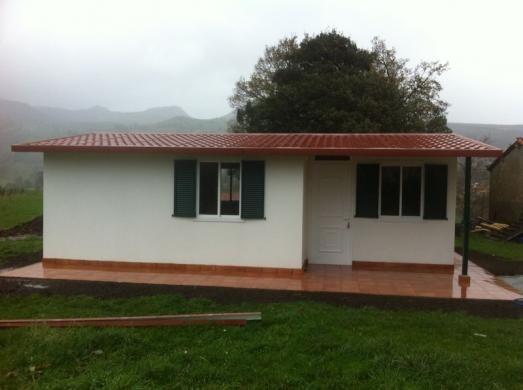 Casa Prefabricada Paneles 50m2 , De La Categoria: Casas Prefabricadas Panel  Sándwich