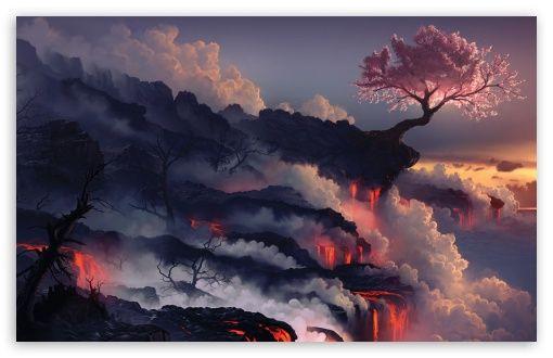 Download Scorched Earth Hd Wallpaper Fondos De Pantalla Hd