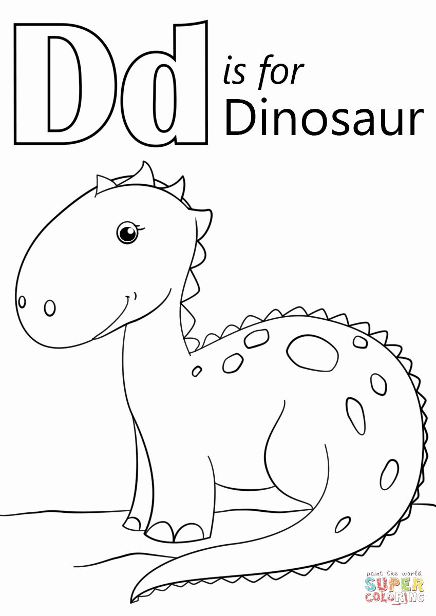 Color Coloring Book Dinosaurs In 2020 Dinosaur Coloring Pages