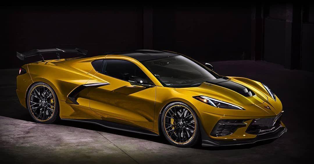 Exclusiva Versiones De Ensueo New Chevrolet Corvette Zr1 My 2020 Chevrolet Corvette C8 Zr1 Supercars Demon Chevrolet Corvette Corvette Chevy