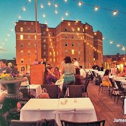 Perry S Adams Morgan Rooftop Dining Rooftop Dining