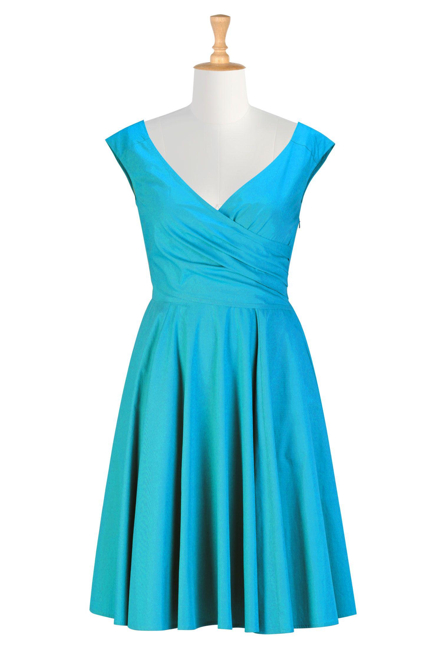Savannah dress | Womens designer dresses, Petite women and Trendy ...