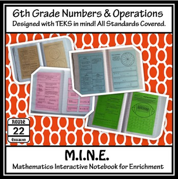 Maximize instructional time with M.I.N.E.!!! It focuses note-taking and engaging activities with manipulatives that help kids master concepts. The pages were designed to fit in composition notebooks or regular-sized notebooks - no more trying to re-size at the printer for a perfect fit!