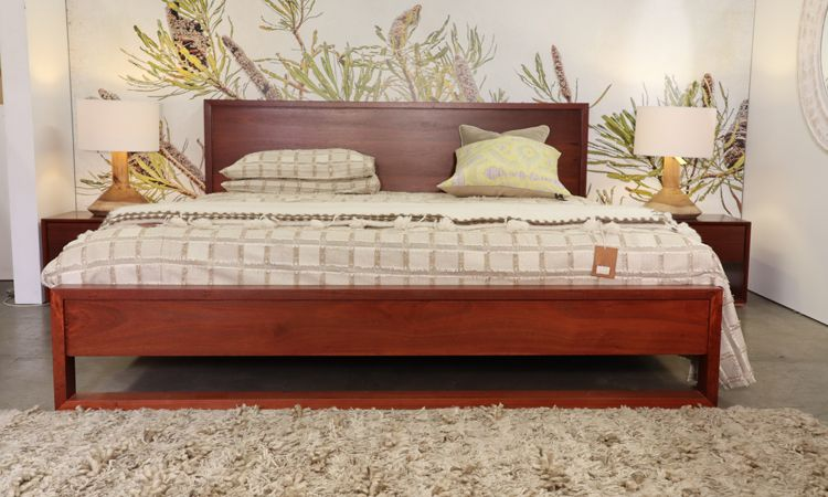 Our New Apartment Bedroom Range Displayed In W A Jarrah Also Available In Marri Beautiful Contemporary Design At Furniture Bedroom Furniture Bedroom Sets