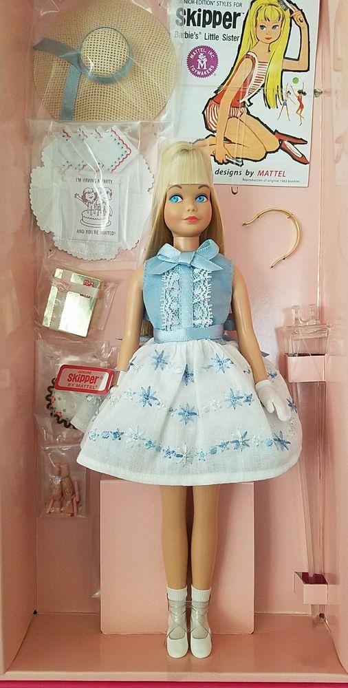 Mattel 50th Anniversary Skipper Doll NRFB 2014 Gold Label Happy Birthday for sale online   eBay
