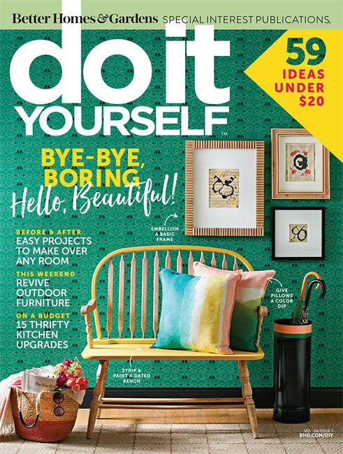 6197db06f2a5b191fc3ed6ab8c1c8f59 - Better Homes And Gardens Make It Yourself Magazine