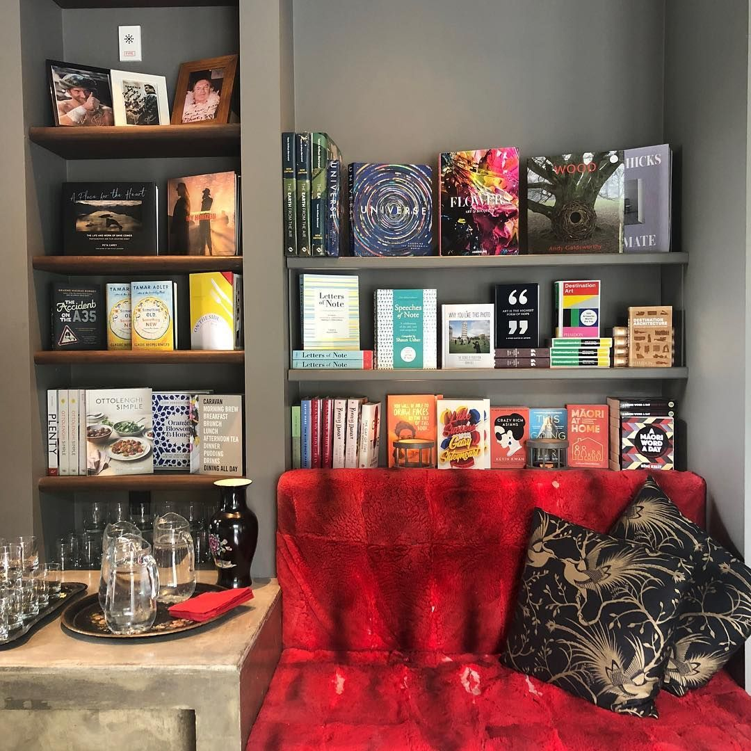 We Ve Seen Bookstores Bars Springing Up All Over The Us But The Creativity Behind This New Zealand Gem Is Unrivale In 2020 Holiday Books Christmas Books Magical Book